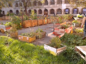 Garden Lab - Alter Standort