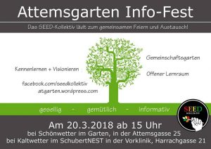 Attemsgarten Info-Fest @ Offener Lernraum Attemsgarten   Graz   Steiermark   Österreich